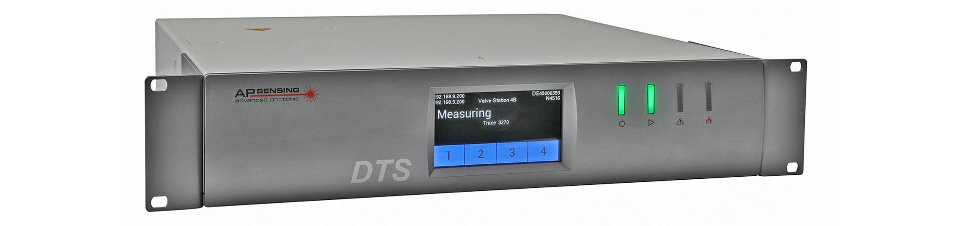 Distributed temperature sensing,<br /> DTS N45-Series